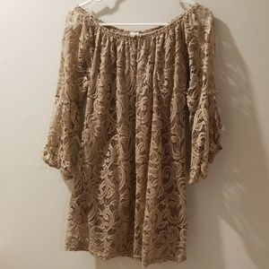 Full Lace Tunic